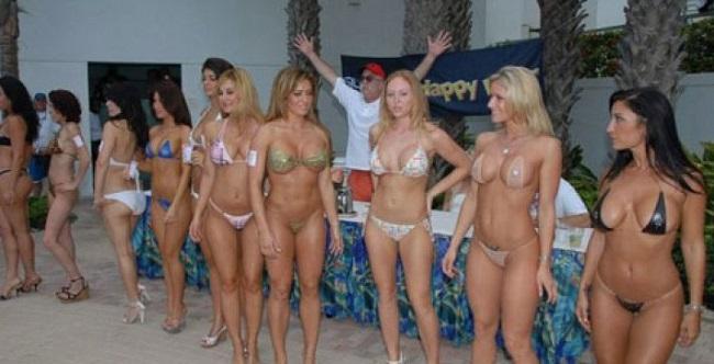 Дерзкие и сексуальные. Конкурс бразильских бабушек!