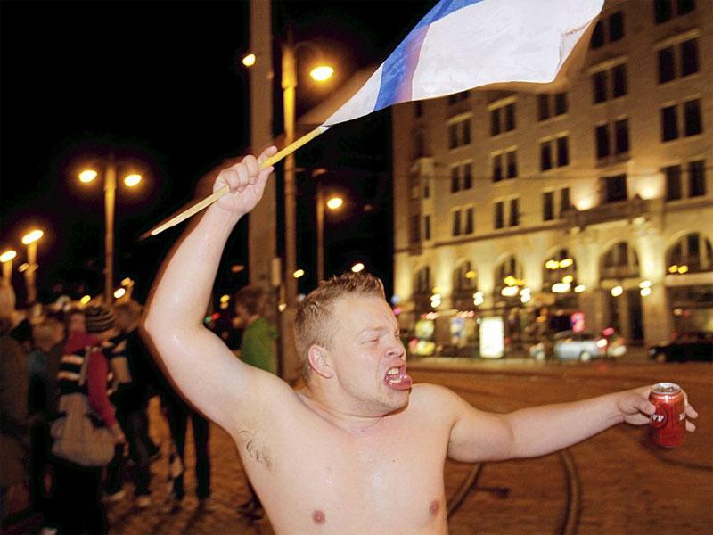 Русские «санкции» ударили по самому уязвимому месту Финляндии