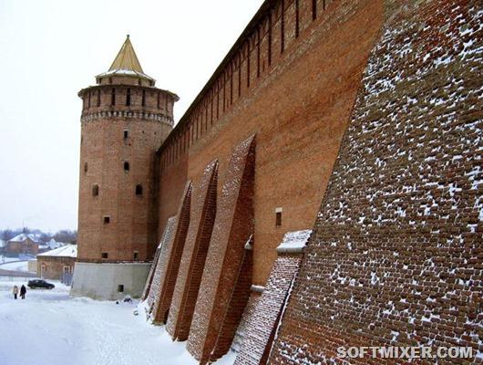 Тринадцать красивейших крепостей России