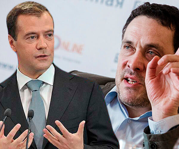 Максим Шевченко: Медведев го…