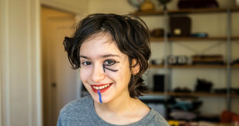 13-ти летняя художница добилась справедливости, отстояв свои авторские права у организаторов детского конкурса