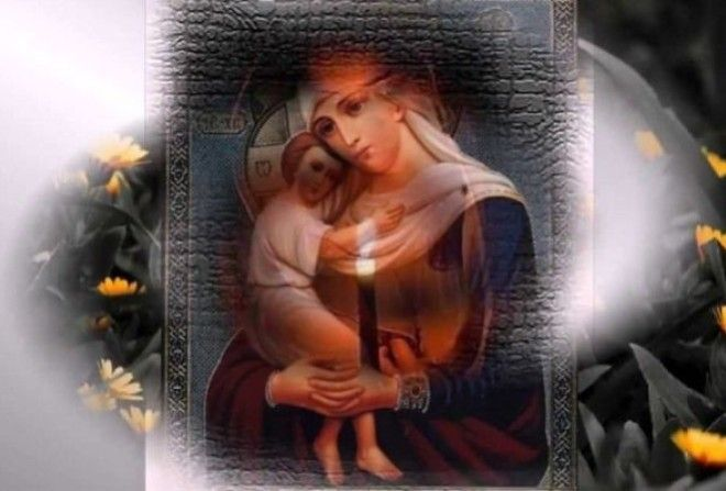 Материнская молитва со дна моря поднимает!