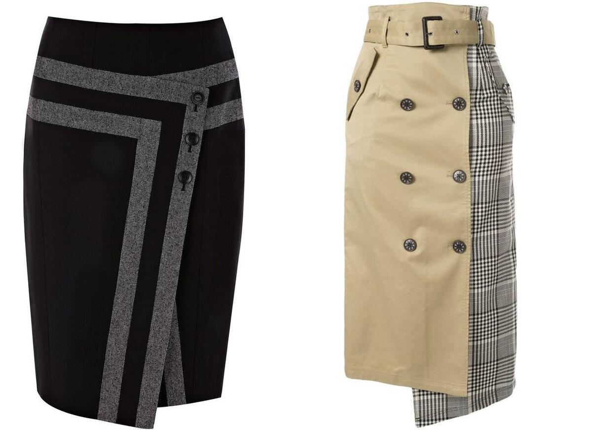 Стильные весенние юбки для женщин 50+