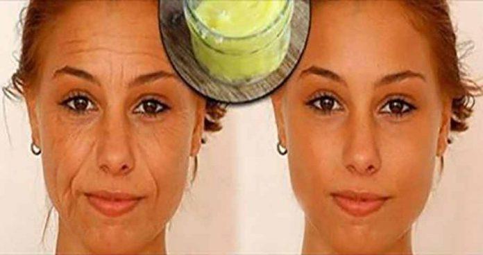 Пищевая сода поможет устранить пятна, морщины и темные круги под глазами!