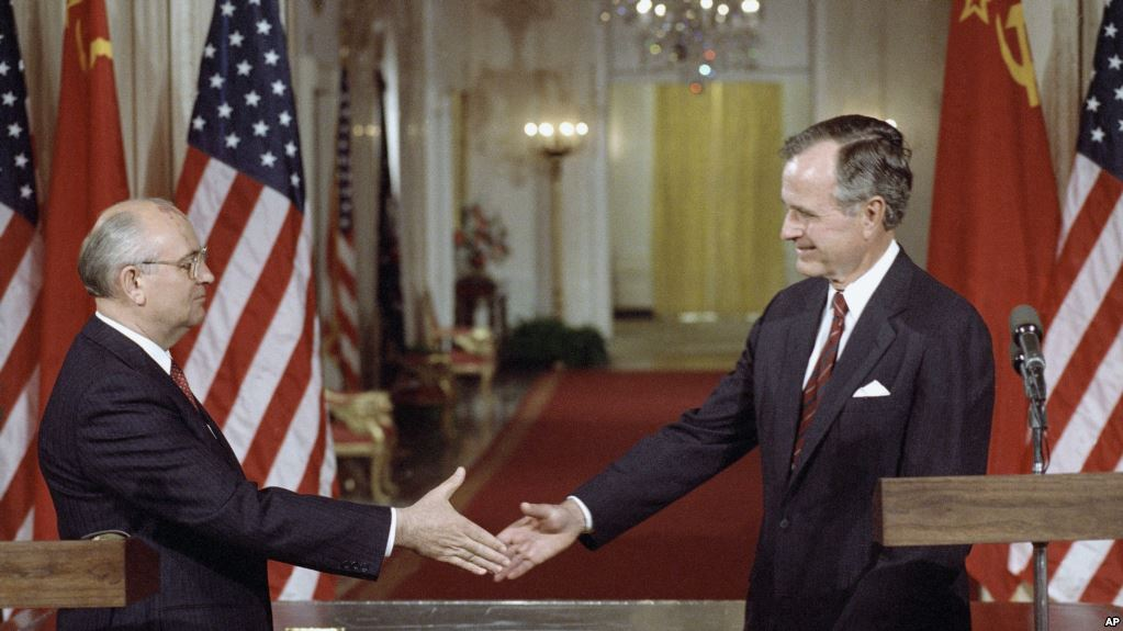 Что обещали Горбачеву