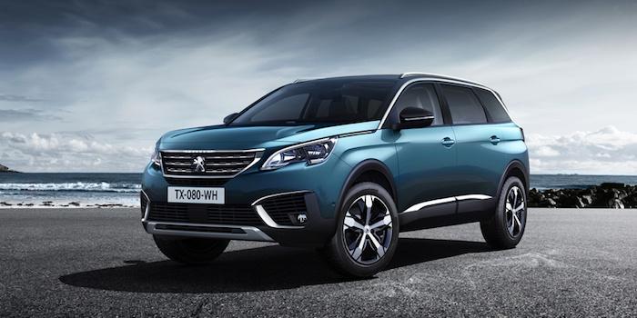 Peugeot начнет продажи в РФ своего нового флагманского кроссовера