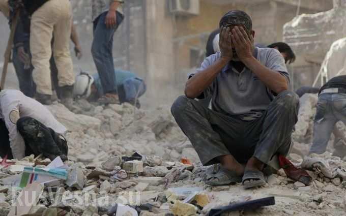 В России ответили на обвинения Госдепа в применении химоружия в Сирии