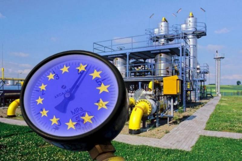 Газ в Европе: за что боролись
