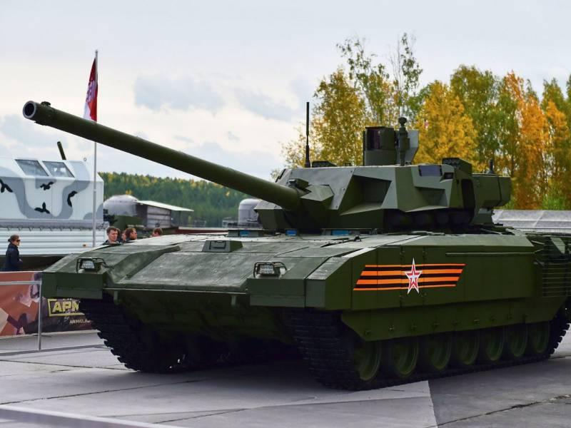 Неужели танк «Армата» не имеет недостатков?