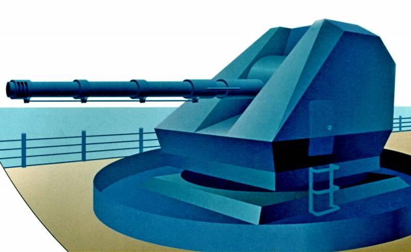 Корабельный артиллерийский комплекс А-192 «Армат». Инфографика
