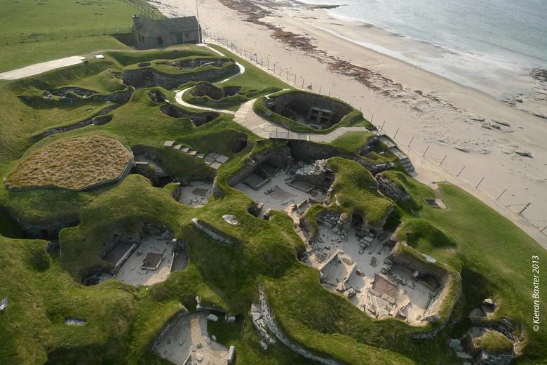 В шотландском неолитическом селении Скара-Брей жили выходцы из Египта?