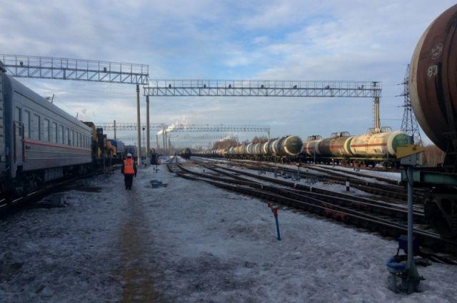 В Москве поезд насмерть сбил мужчину