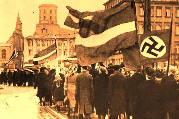 Латвия, которую «они потеряли»
