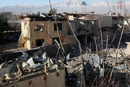 Афганистан попросил Россию помочь с восстановлением объектов экономики