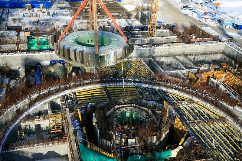 Мощь Росатома: инновационный энергоблок Курской АЭС-2 получил уникальную «ловушку расплава»