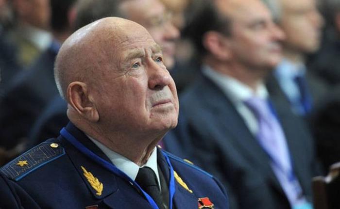 Ушёл из жизни космонавт Алексей Архипович Леонов