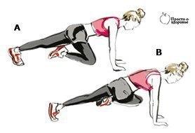 7 кpyтыx yпражнений на любой возраст