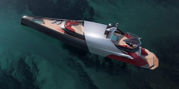 Самая гламурная яхта в мире стоит 130.000.000$