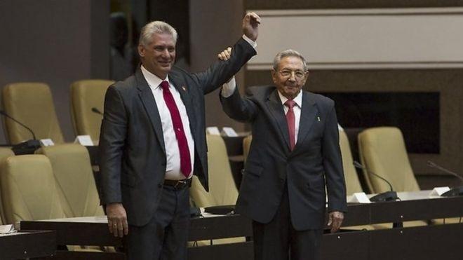 Новый кубинский лидер заявил…