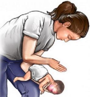 Что делать если ребенок подавился! Запомни действия в опасной ситуации!