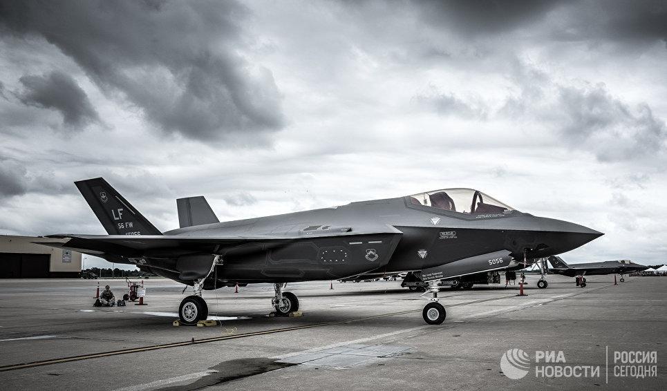 Американские СМИ рассказали о российских корнях американских F-35