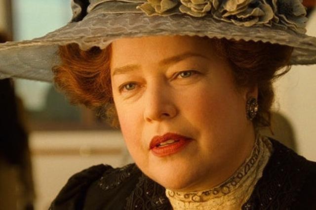 """Кэти Бейтс в фильме """"Титаник"""" (Titanic) 1997 года"""