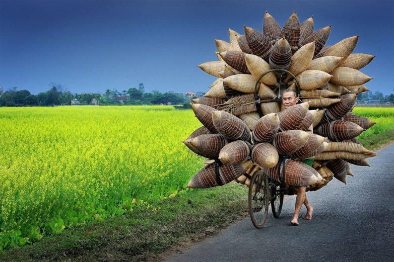 Многоликий и разный мир на снимках профессионального вьетнамского фотографа