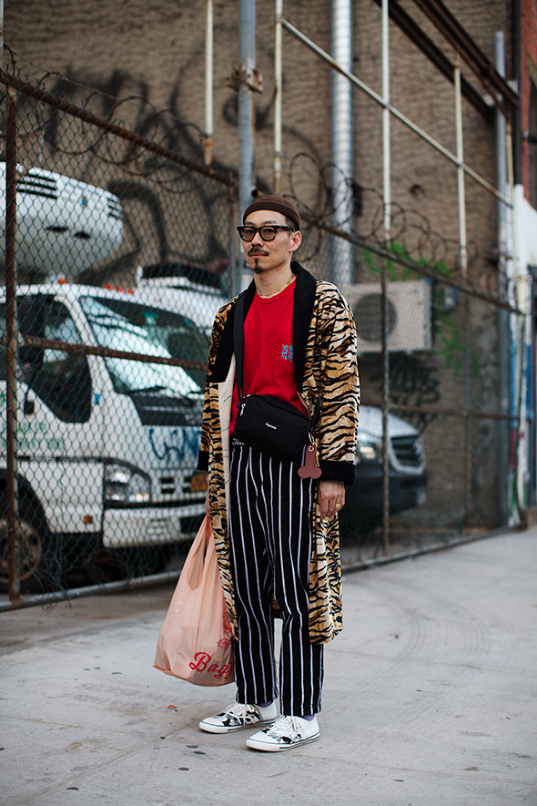 On the Street…Bowery, New York