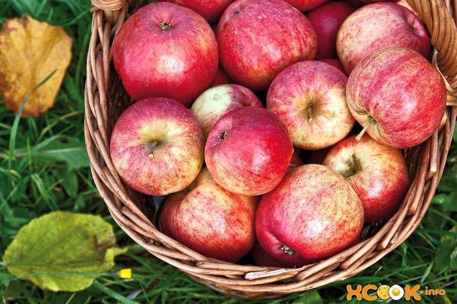 яблоки для сидра