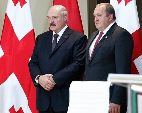 Почему после Сочи Лукашенко решил встретиться с грузинским президентом?