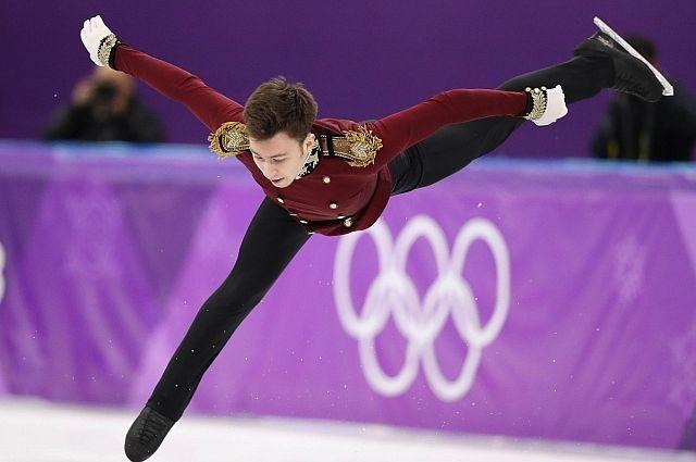 Российский фигурист Дмитрий Алиев стал 5-м после короткой программы на ОИ