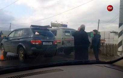 В результате ДТП на трассе М10 в Солнечногорском районе погиб человек