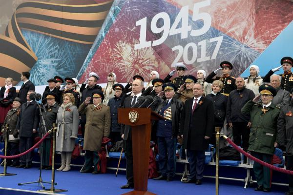 В США заявили об изоляции России на параде Победы 2017 - СМИ
