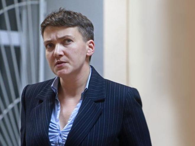 Савченко допросили в СБУ на предмет покушения на Антона Геращенко