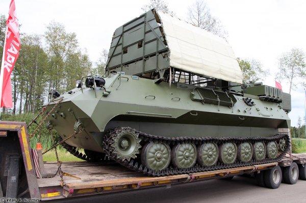 Малоизвестный комплекс «Ртуть БМ» готов отражать ракеты НАТО