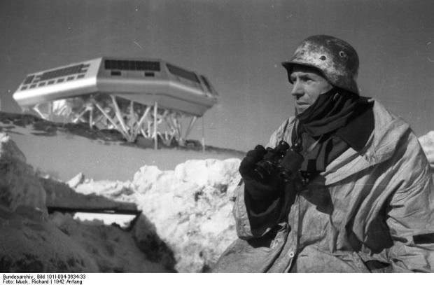 Что Гитлер планировал сделать в Антарктиде