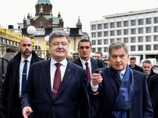 Порошенко заявил о готовности контратаковать Россию