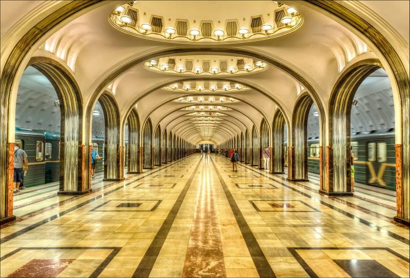 В новом году будет построено 14 новых станций метро