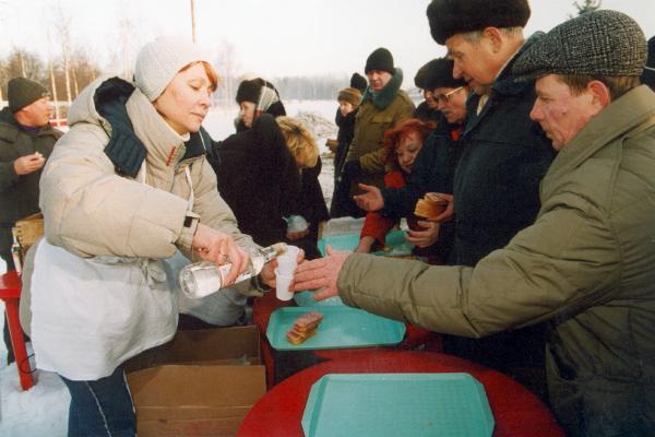 ВЦИОМ: Без алкоголя благополучно обходятся 40% россиян