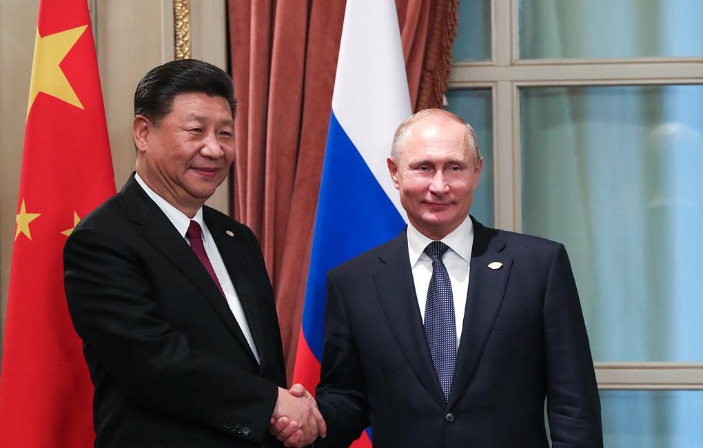 Владимир Путин: предложил Си Цзиньпину стать главным гостем на ПМЭФ