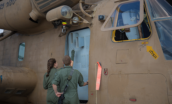 Части радиоэлектронной борьбы ВВС Израиля