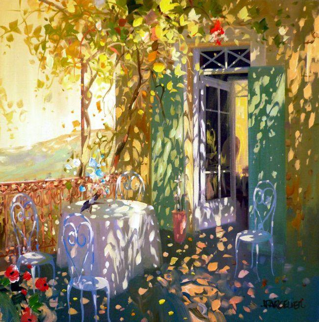 9 гениев современной масляной живописи