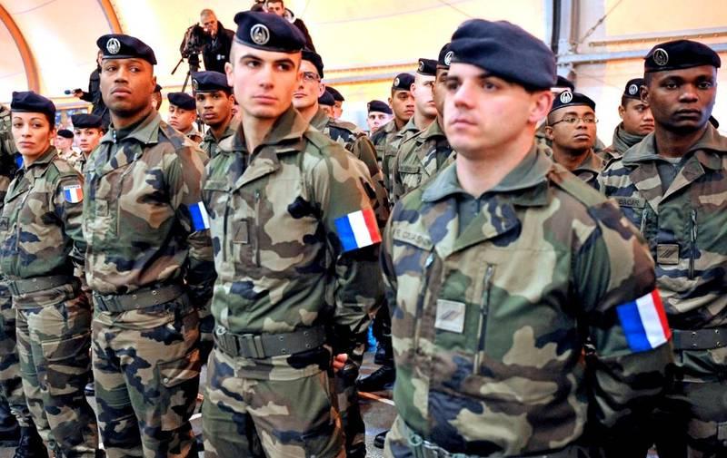 Минобороны Франции заявило о…