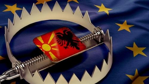 Балканский капкан для Евросоюза