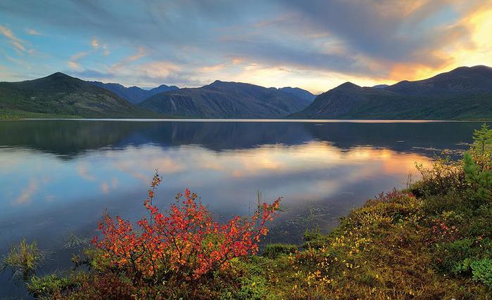 Пять красивейших озёр России