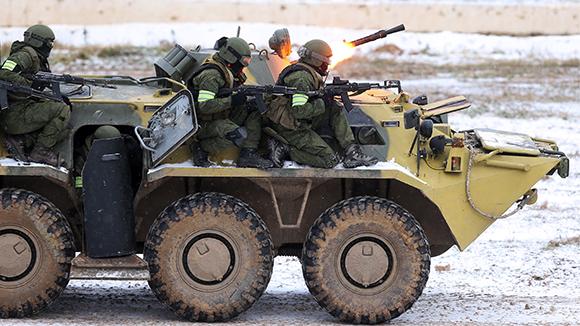 «Вежливые люди» получат сверхточную снайперскую платформу