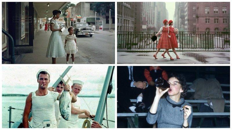 Жизнь в США в 50-е: редкие фотографии