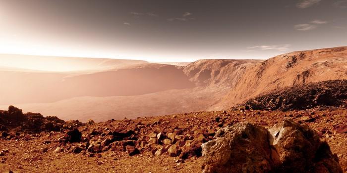 На Марсе полно рукотворных вещей