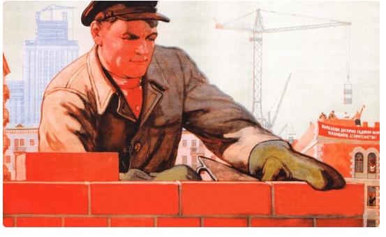 В СССР выдавали квартиры не бесплатно, а в обмен на работу