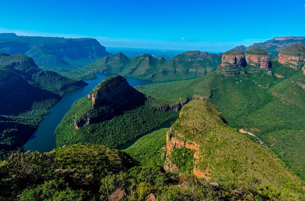 Фотопутешествие по саваннам и горам Южной Африки